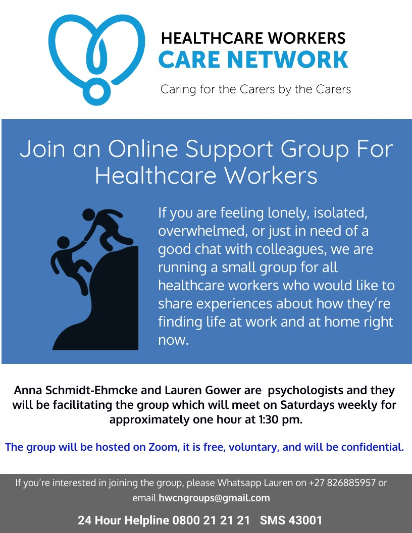 hwcn join support group July 2020