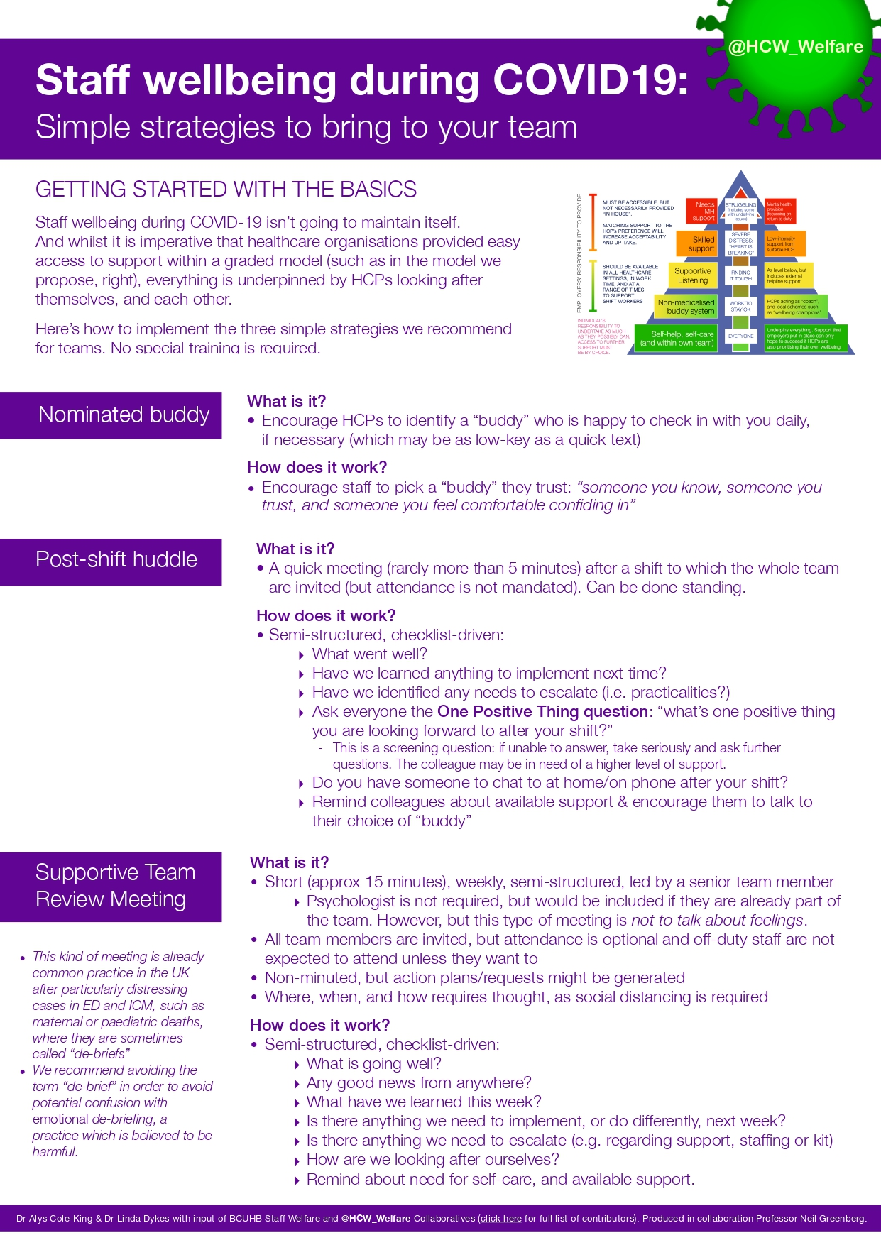 structured approach for healthcare organisations 3